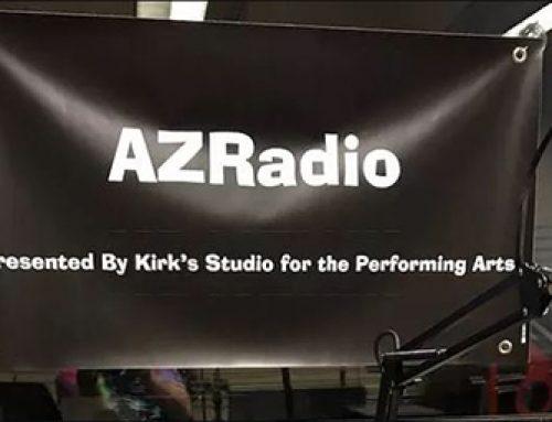 AZ Radio Live Kicks Off